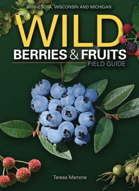 Wild Berries & Fruits Field Guide of Minnesota, Wisconsin, and Michigan